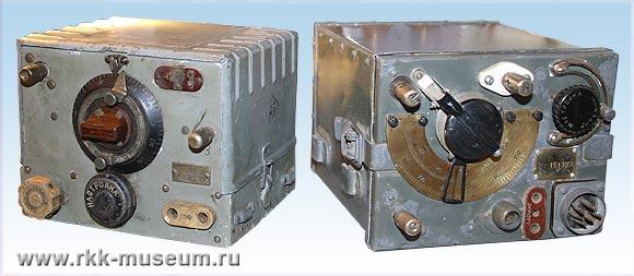 Радиостанция РСИ-4 в составе