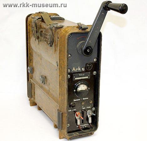 Радиостанция схема